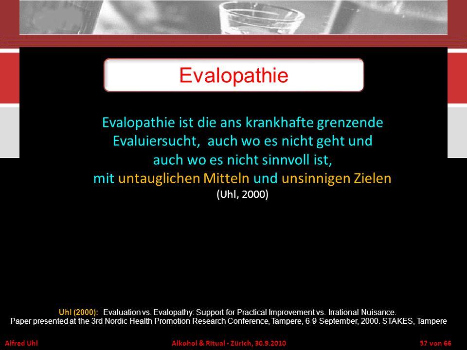 Evalopathie