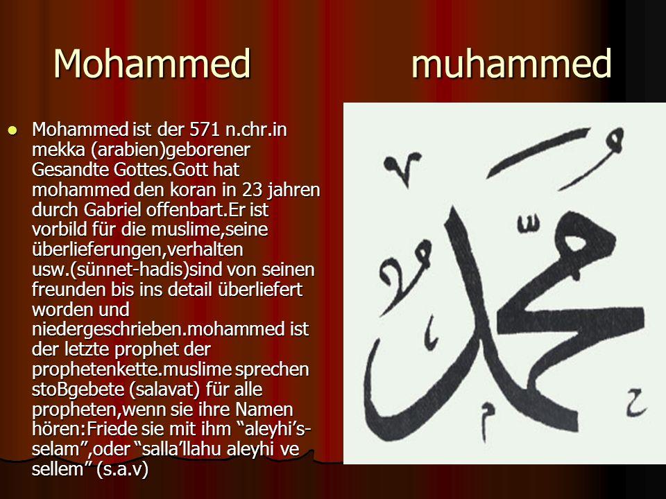 Mohammed muhammed