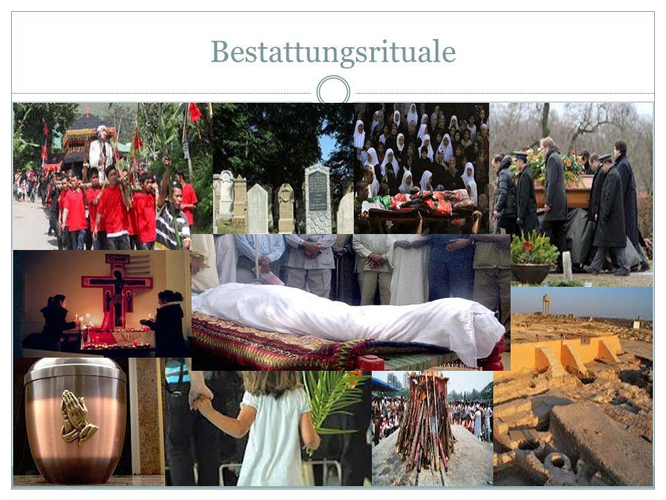 Bestattungsrituale