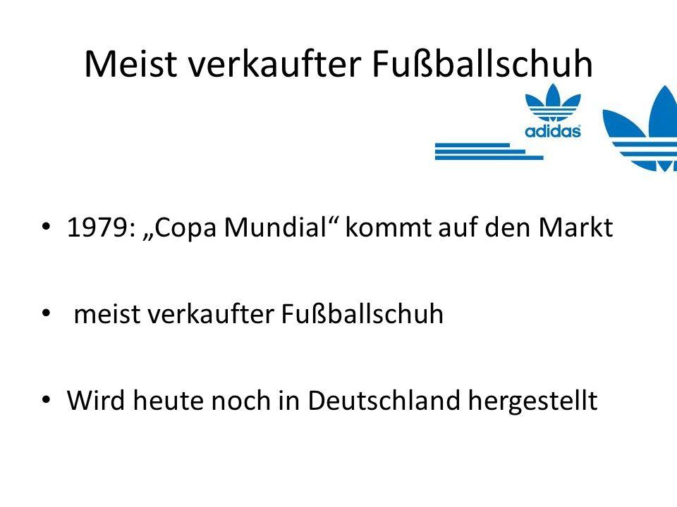 Meist verkaufter Fußballschuh