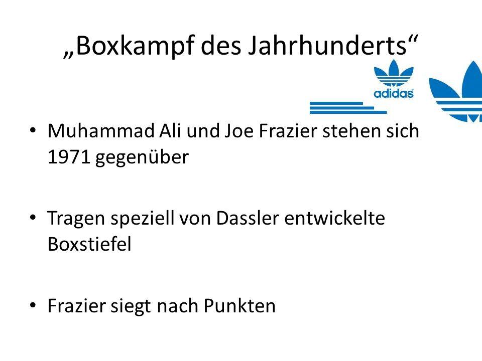 """Boxkampf des Jahrhunderts"