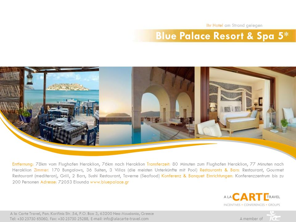 Blue Palace Resort & Spa 5*