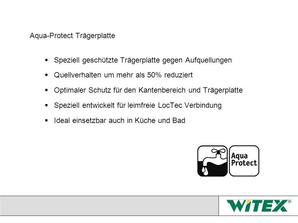 Aqua-Protect Trägerplatte