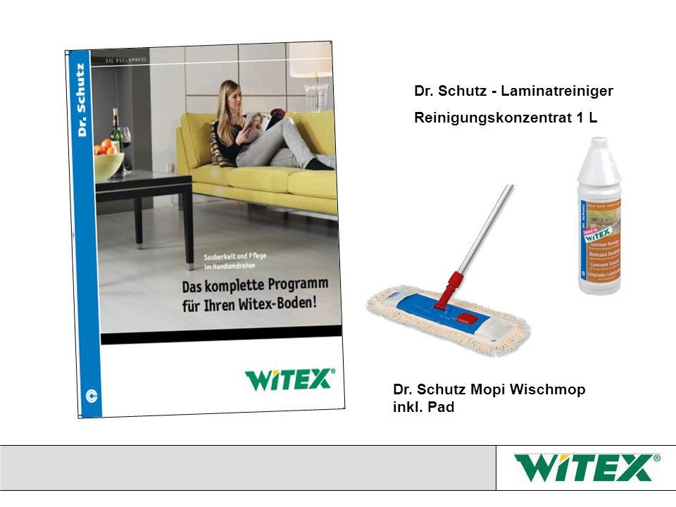 Dr. Schutz - Laminatreiniger