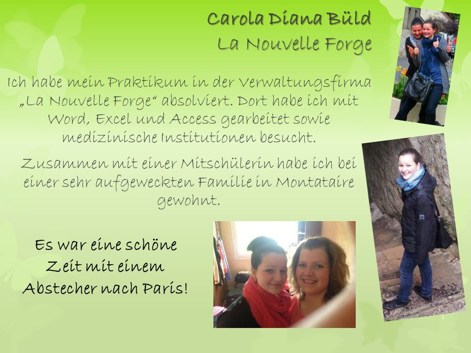 Carola Diana Büld La Nouvelle Forge