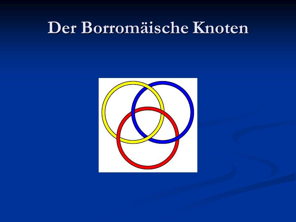 Der Borromäische Knoten