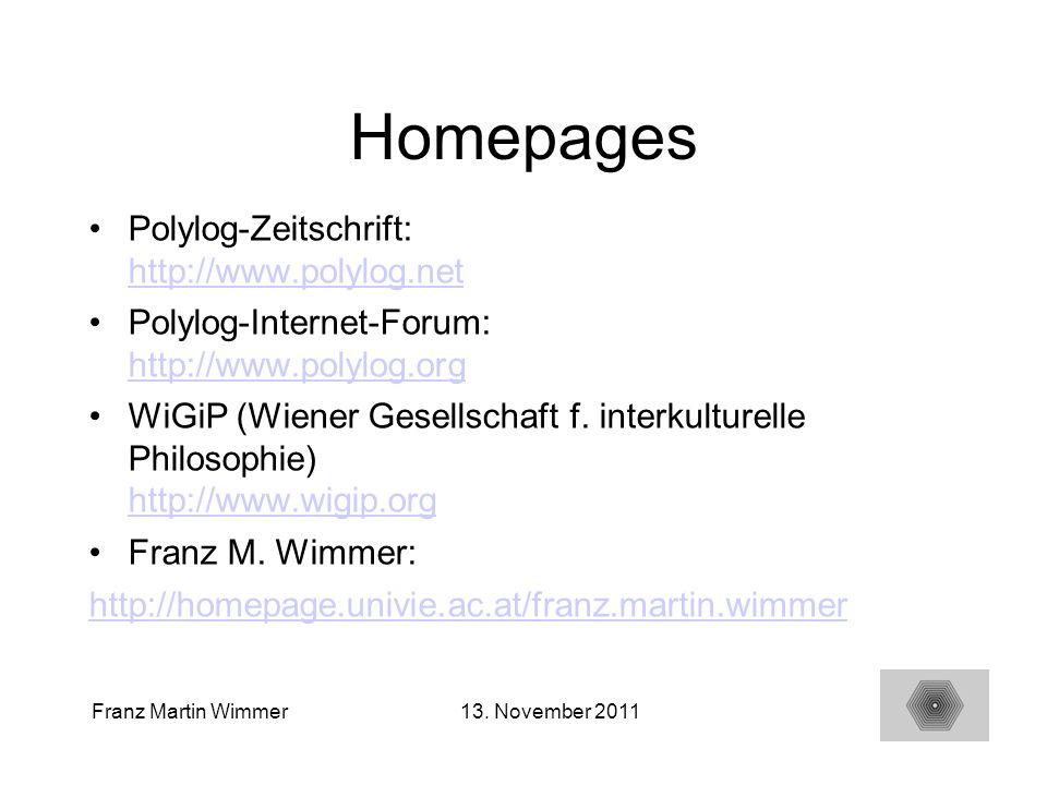 Homepages Polylog-Zeitschrift: http://www.polylog.net