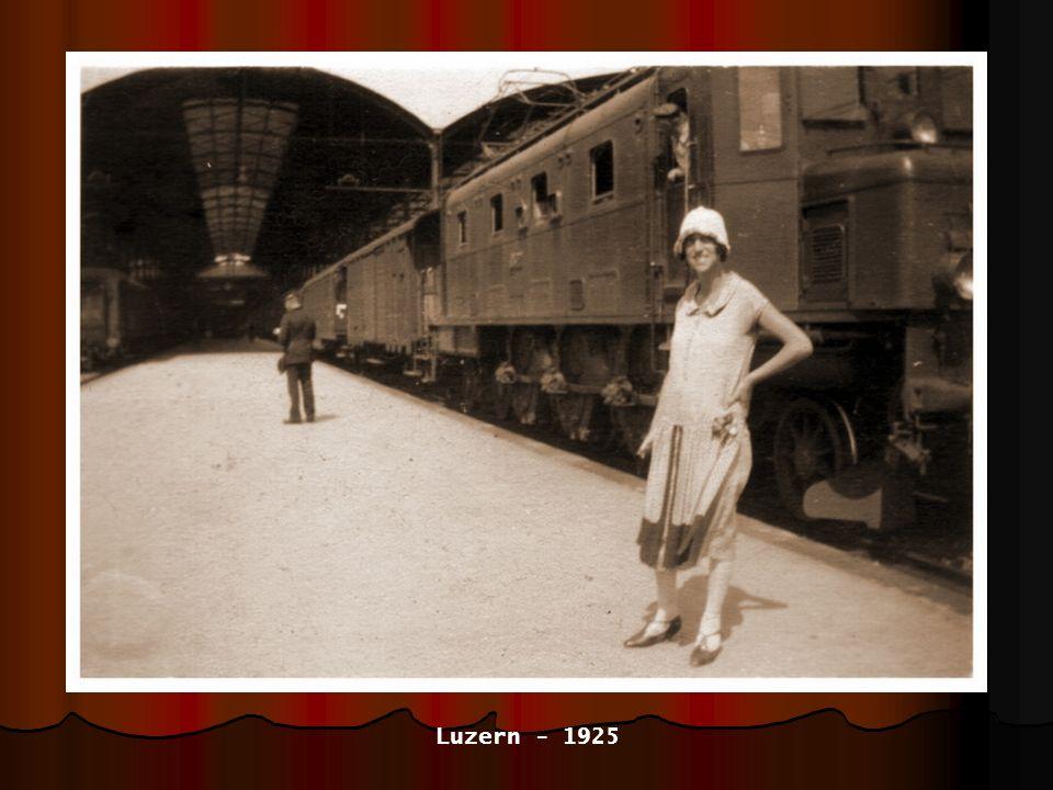 Luzern - 1925