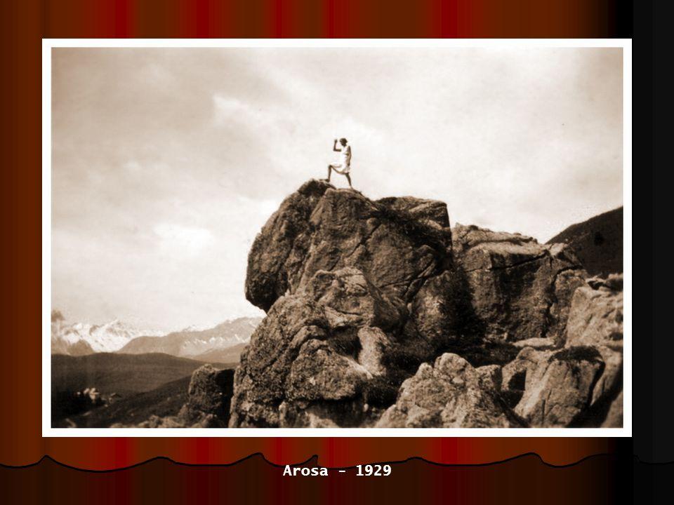 Arosa - 1929