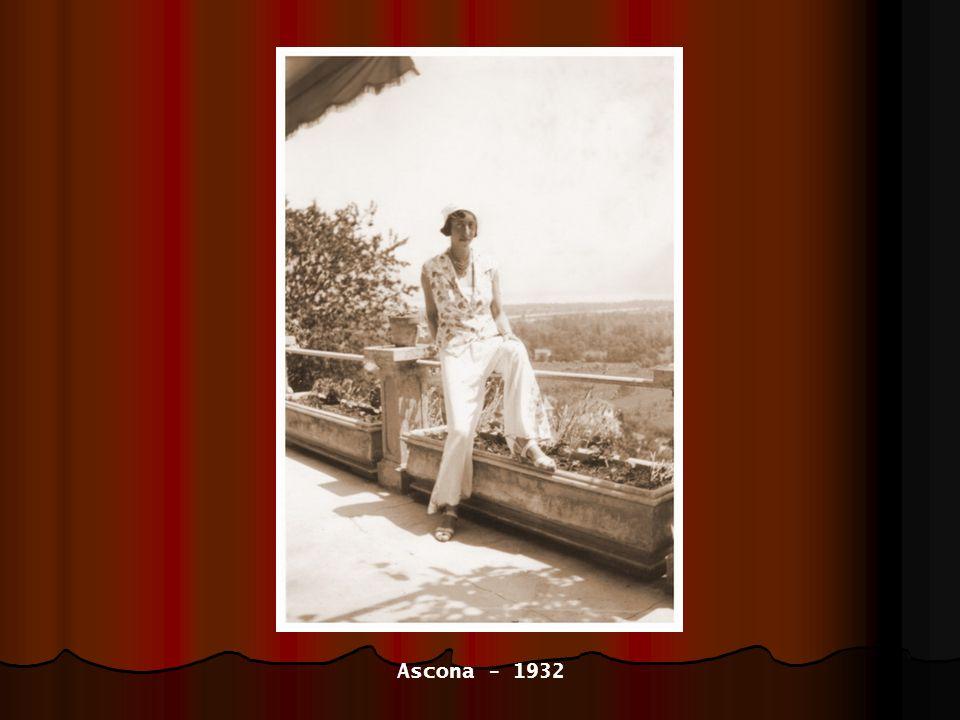 Ascona - 1932