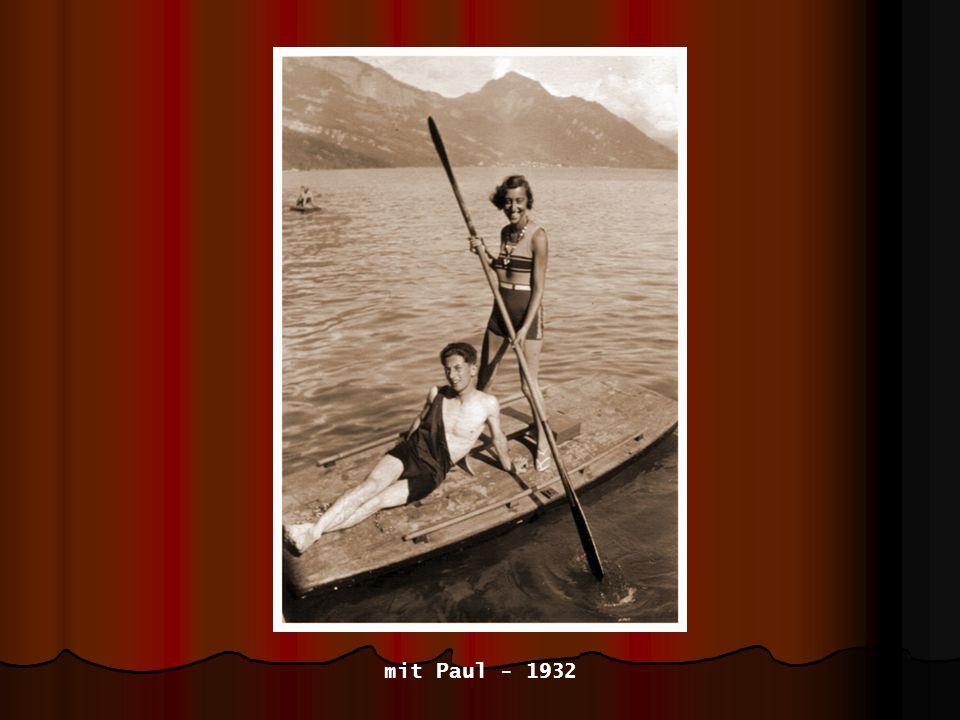 mit Paul - 1932