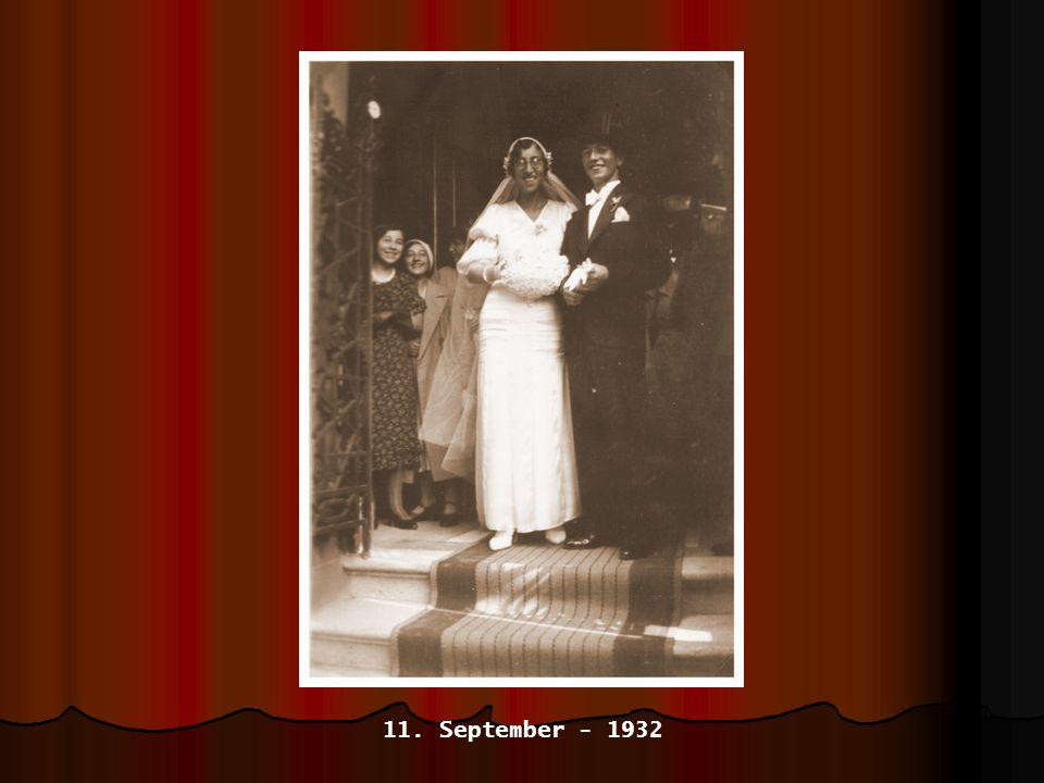 11. September - 1932