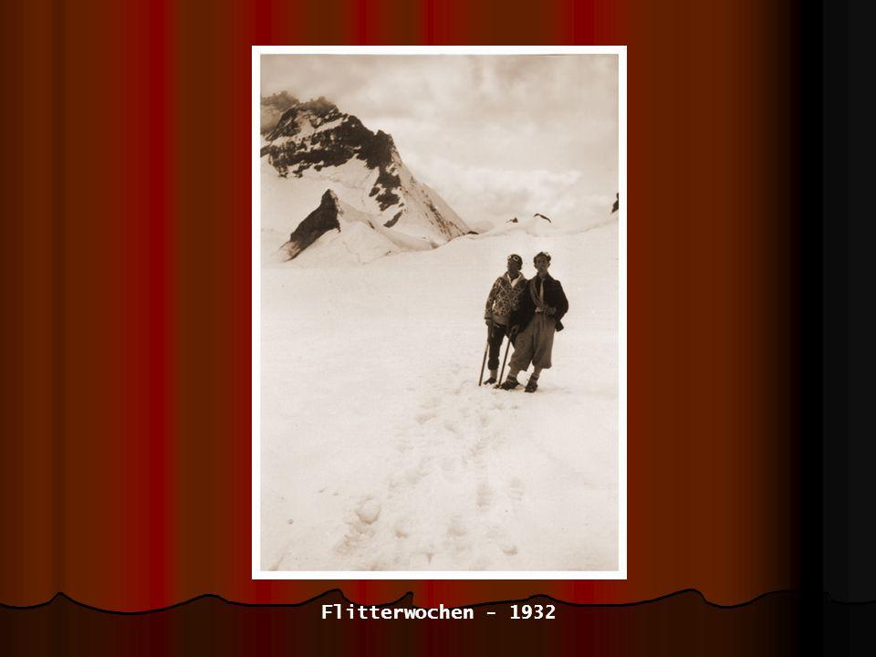 Flitterwochen - 1932