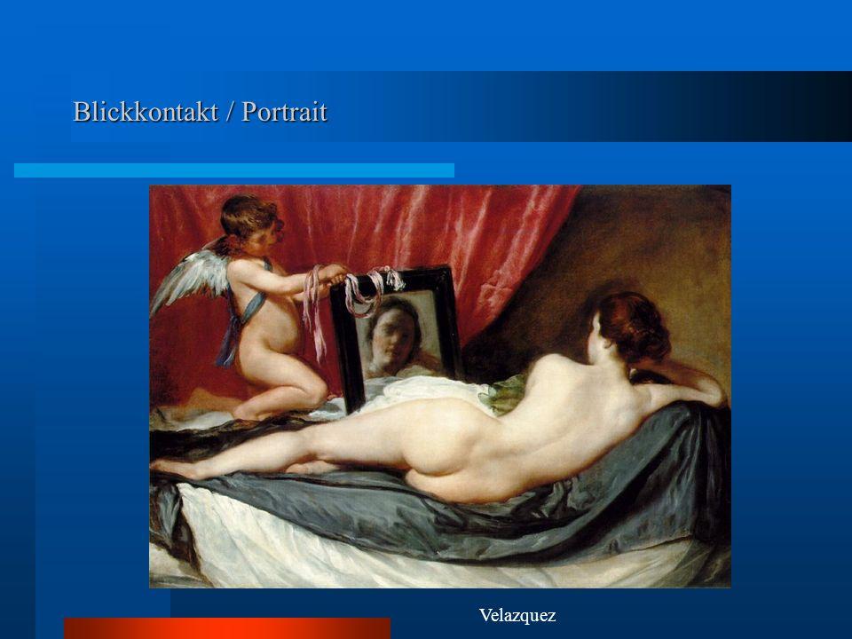 Blickkontakt / Portrait