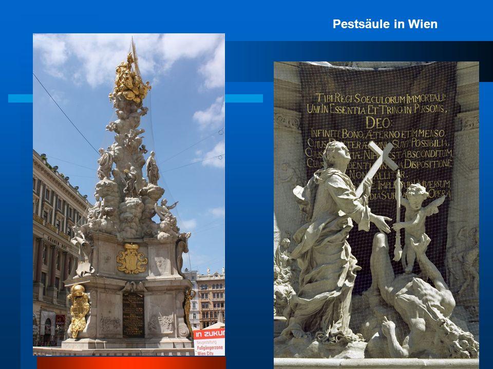 Pestsäule in Wien