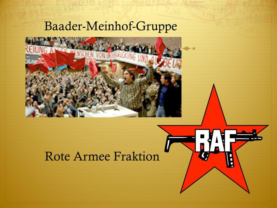Baader-Meinhof-Gruppe