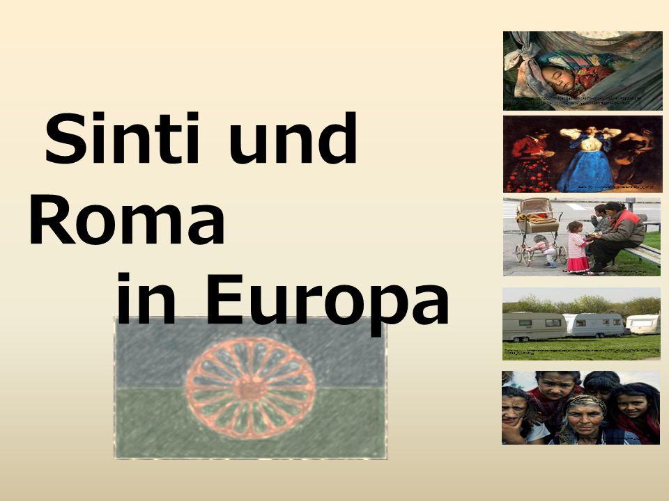 in Europa Sinti und Roma