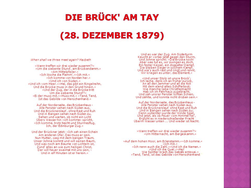 Die Brück am Tay (28. Dezember 1879)
