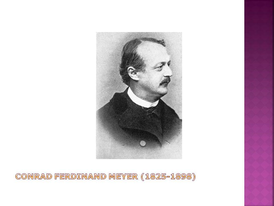 Conrad Ferdinand Meyer (1825-1898)