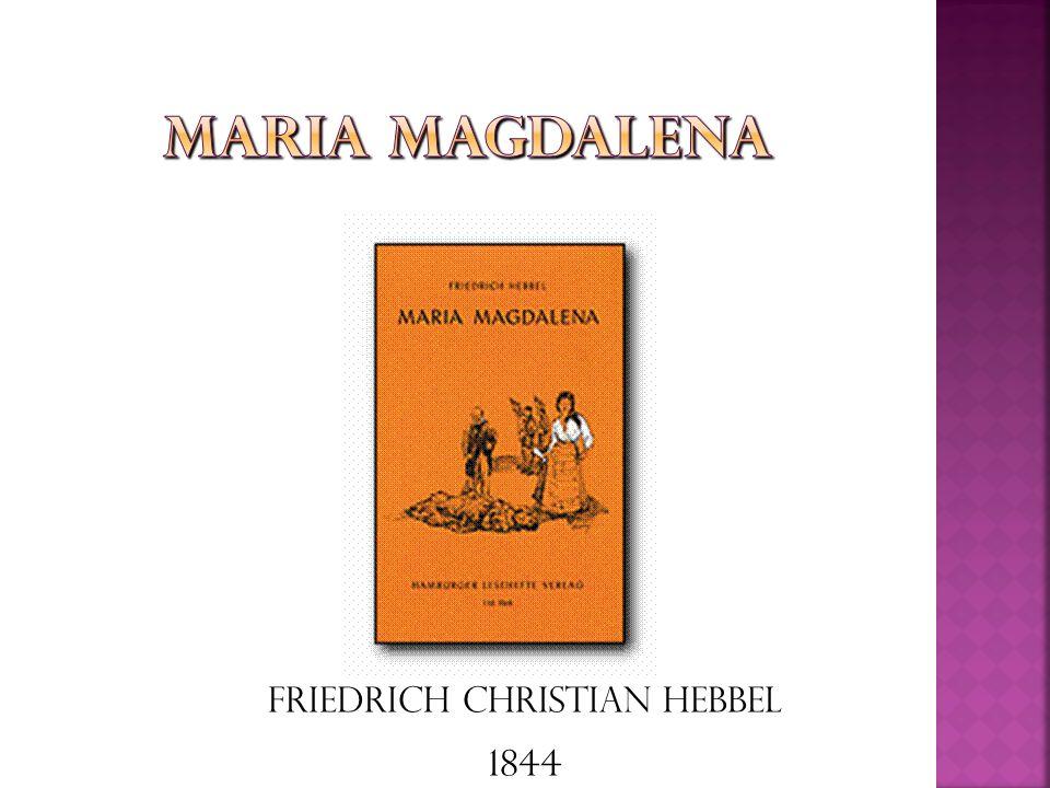Friedrich Christian Hebbel