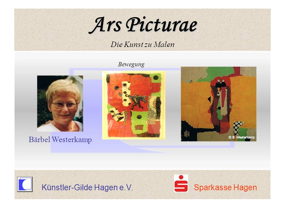 Ars Picturae Die Kunst zu Malen