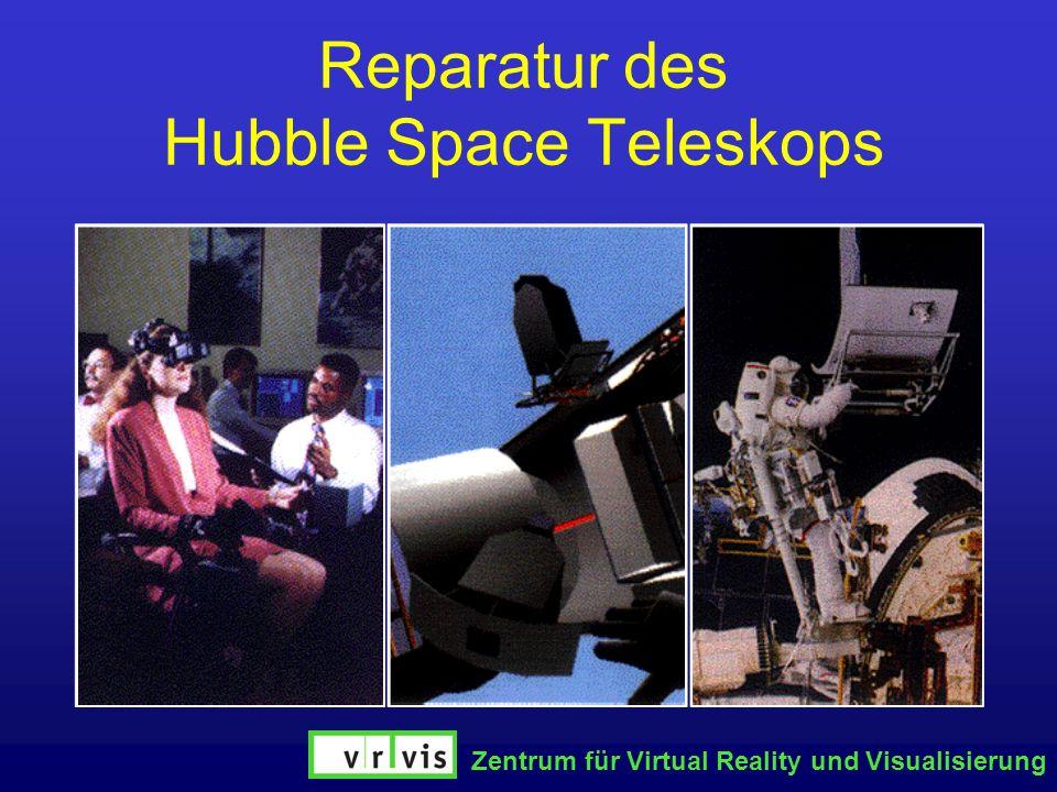 Reparatur des Hubble Space Teleskops