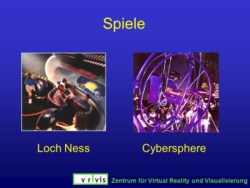 Spiele Loch Ness Cybersphere