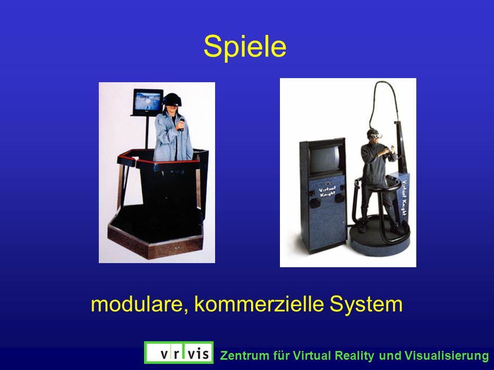 modulare, kommerzielle System