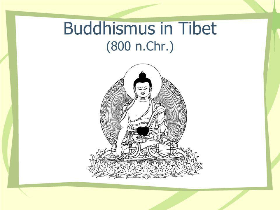 Buddhismus in Tibet (800 n.Chr.)