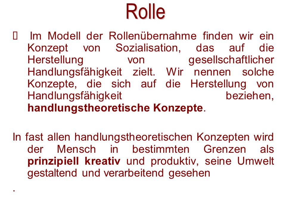 Rolle