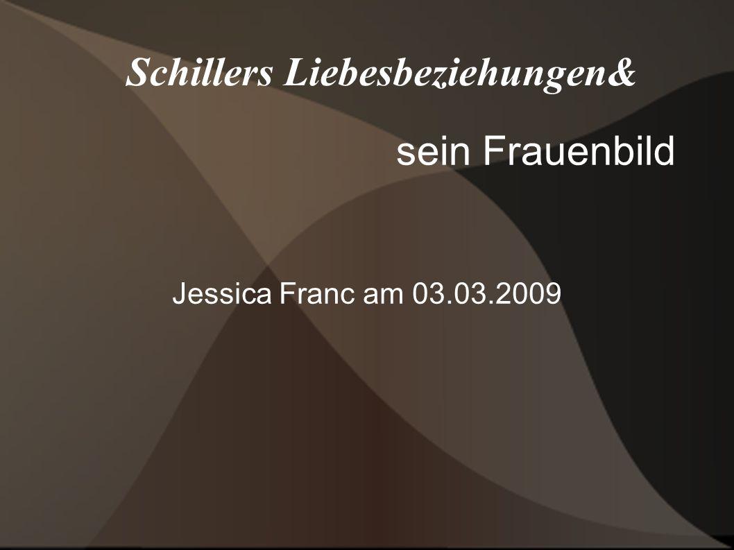 Schillers Liebesbeziehungen&