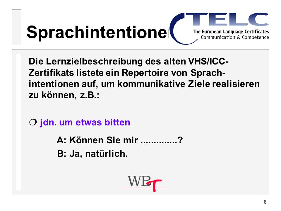 Sprachintentionen