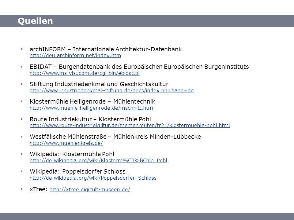 QuellenQuellen. archINFORM – Internationale Architektur-Datenbank http://deu.archinform.net/index.htm.