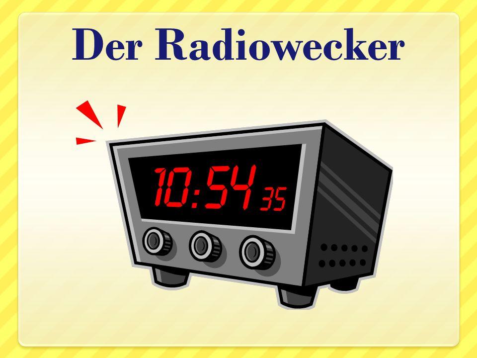 Der Radiowecker