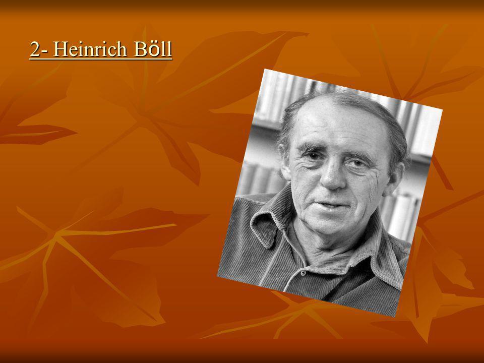 2- Heinrich Böll