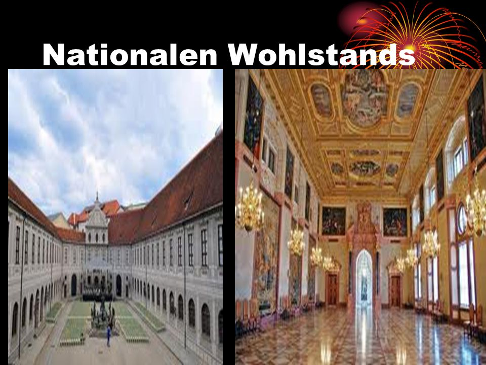 Nationalen Wohlstands