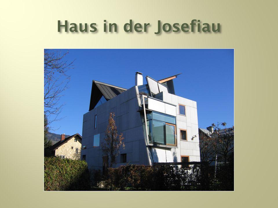 Haus in der Josefiau