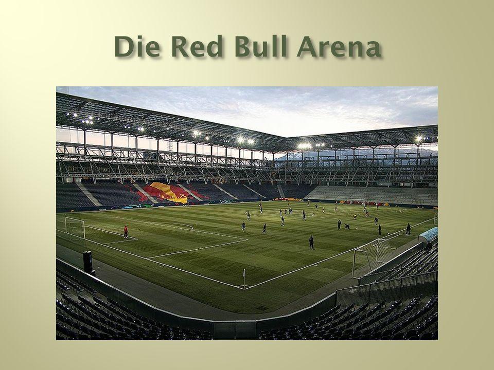 Die Red Bull Arena