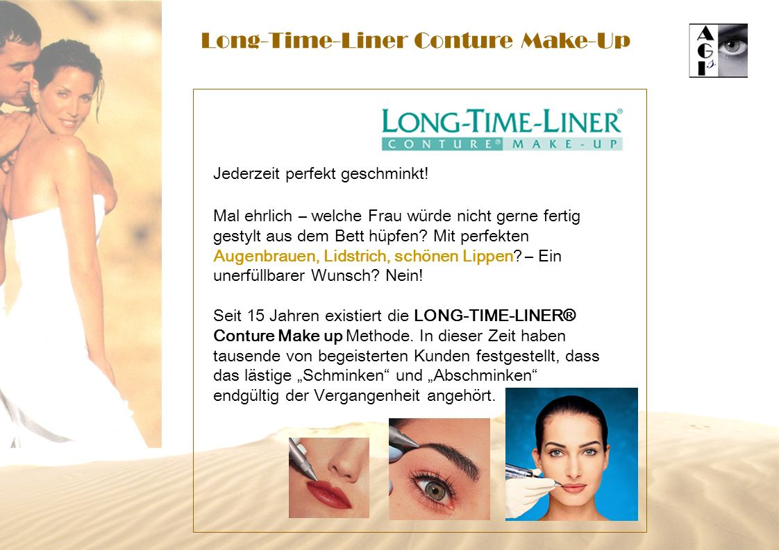 Long-Time-Liner Conture Make-Up