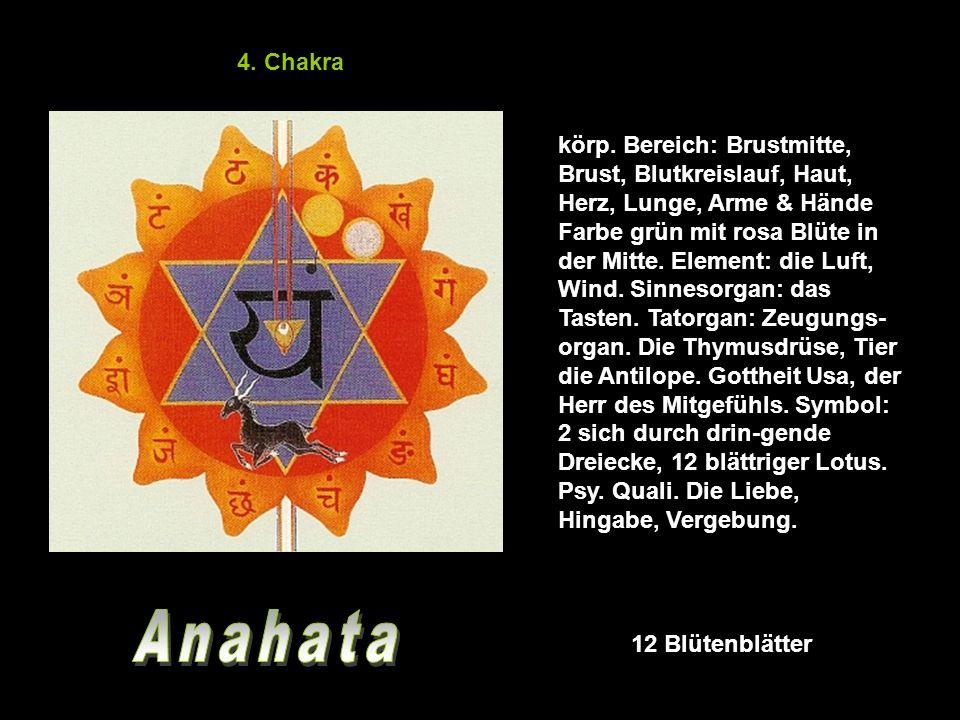 4. Chakra