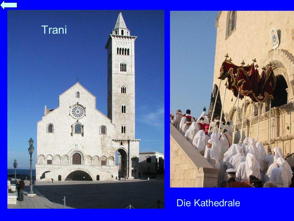 Trani Die Kathedrale