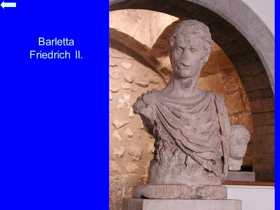 Barletta Friedrich II.