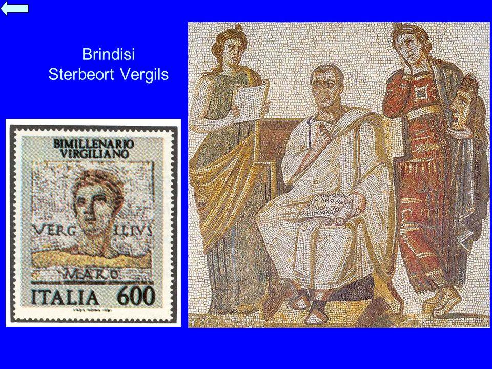 Brindisi Sterbeort Vergils