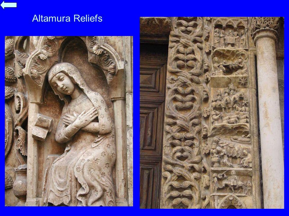 Altamura Reliefs