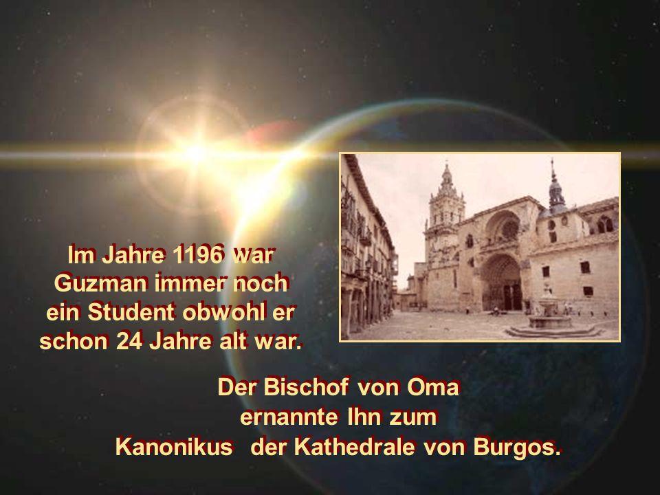 Kanonikus der Kathedrale von Burgos.