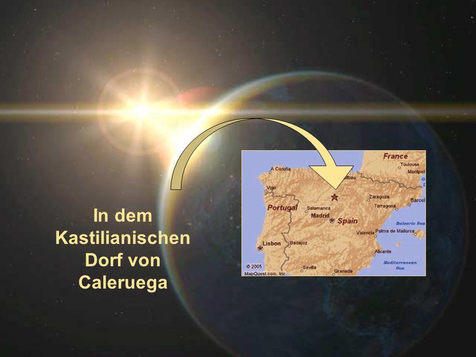 Kastilianischen Dorf von Caleruega