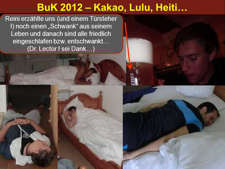 BuK 2012 – Kakao, Lulu, Heiti…