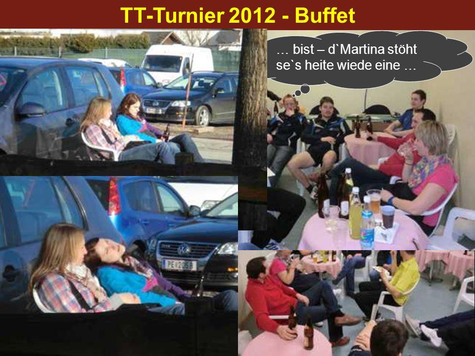 Unsere Buffet-Aussenstelle