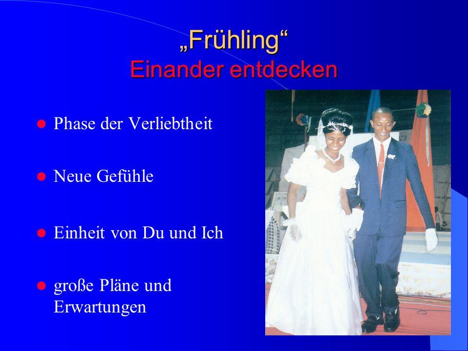 """""""Frühling Einander entdecken"""