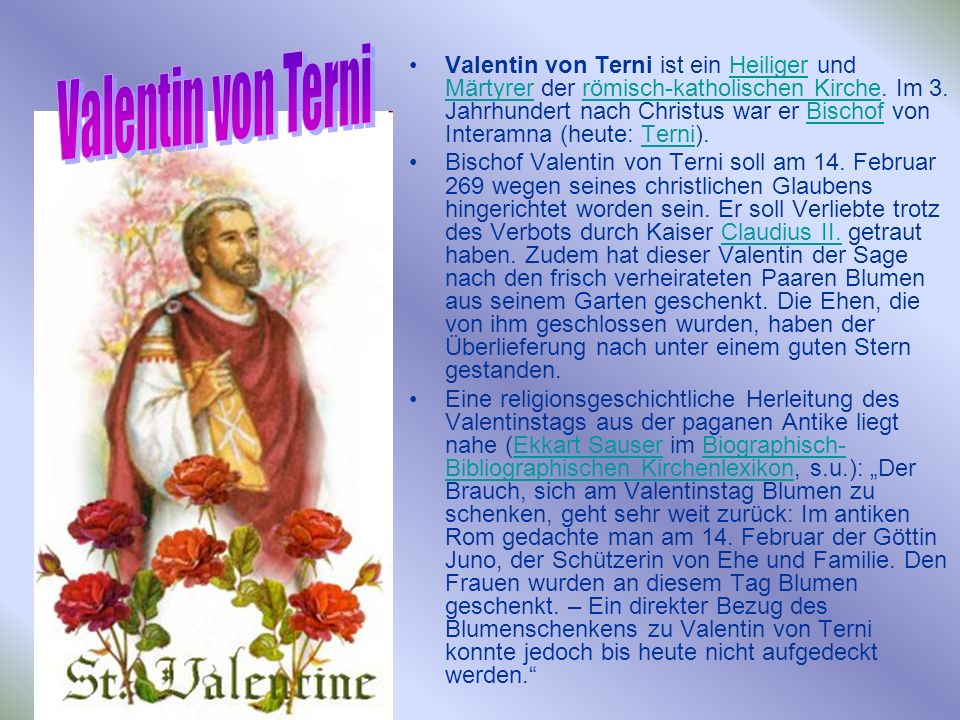Valentin von Terni
